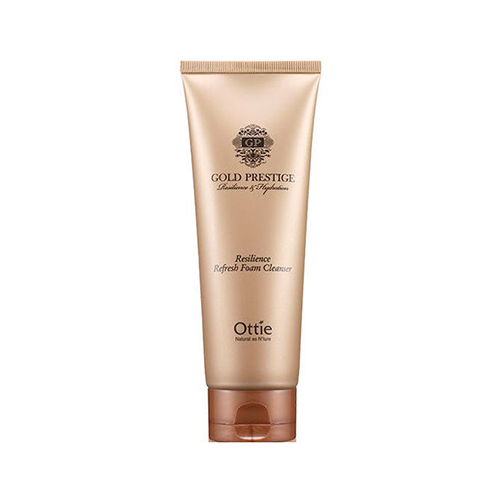 где купить Увлажняющая пенка для умывания Ottie Gold Prestige Resilience Refresh Foam Cleanser по лучшей цене