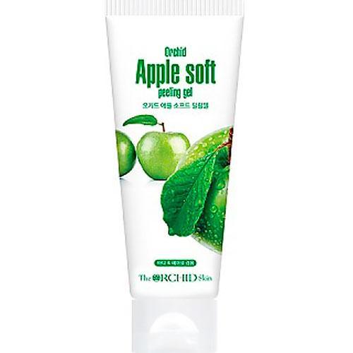 Пилинг-гель с яблоком The Orchid Skin Apple Soft Peeling Gel the yeon lotus roots 365 silky skin bubble peeling gel пилинг гель с экстрактом лотоса 100 мл