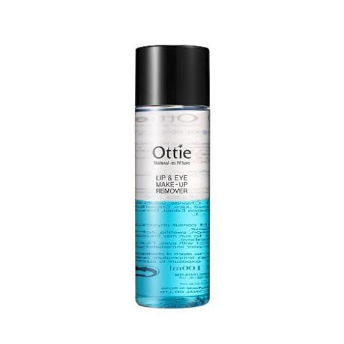 Ремувер для снятия макияж с глаз и губ Ottie Lip and Eye Make-Up Remover ga de cредство для снятия макияжа с глаз и лица hydrophilick make up remover 200мл