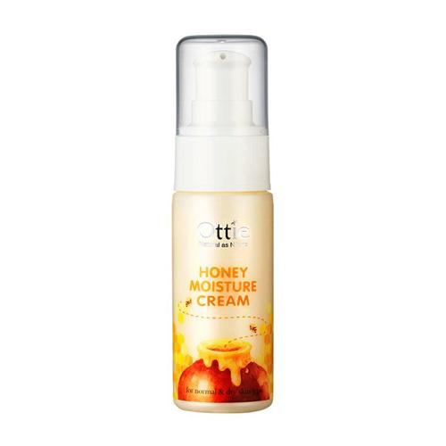 Питательный крем с медом Ottie Honey Moisture Cream the yeon canola honey silky hand cream крем для рук с экстрактом меда канола 50 мл