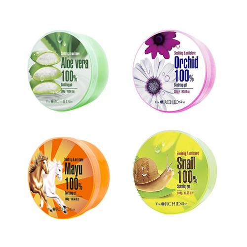Универсальный гель для ухода за кожей The Orchid Skin The Orchid Skin Soothing Gel удобный карандаш для бровей 3 в 1 the orchid skin the orchid skin 3 in 1 eyebrow