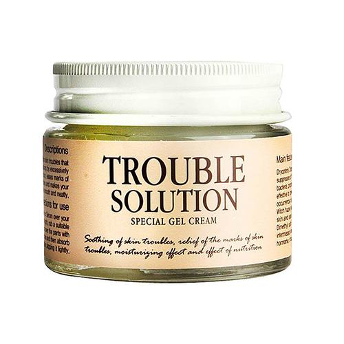 Гель против акне Graymelin Trouble Solution Special Gel Cream trouble magnet 2