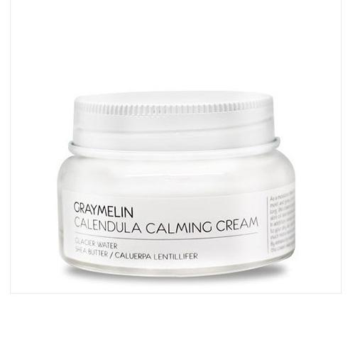 Успокаивающий крем с экстрактом календулы Graymelin Calendula Calming Cream скрабы graymelin мягкий скраб с сахаром и рисом
