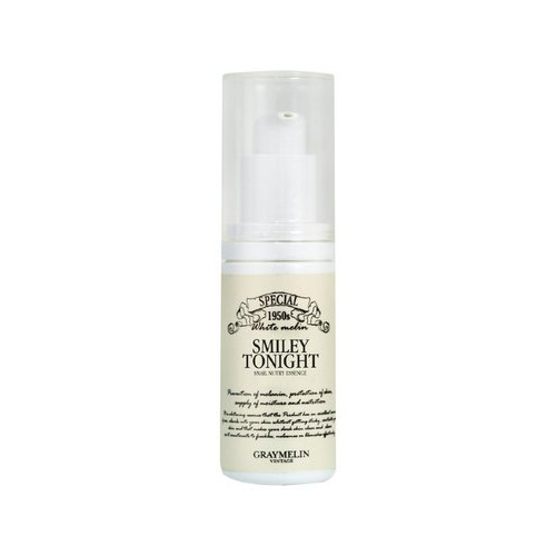 Питательная эссенция для восстановления кожи Graymelin Smiley Toning Snail Nutry Essence graymelin smiley tonight snail nutry emulsion