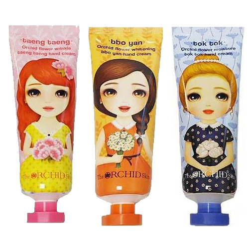 Крем для рук The Orchid Skin The Orchid Skin Hand Cream the yeon canola honey silky hand cream крем для рук с экстрактом меда канола 50 мл