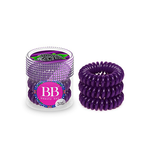 Резинки для волос фиолетовые Beauty Bar Beauty Bar Hair Band Purple beauty bar beauty bar hair band watercolor