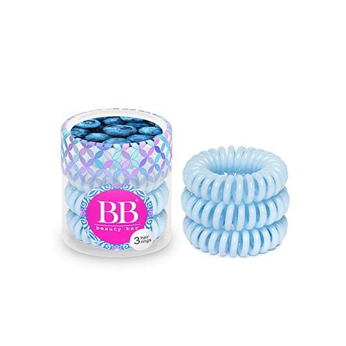Светло-голубая резинка для волос Beauty Bar Beauty Bar Hair Band Light Blue beauty bar beauty bar hair band watercolor