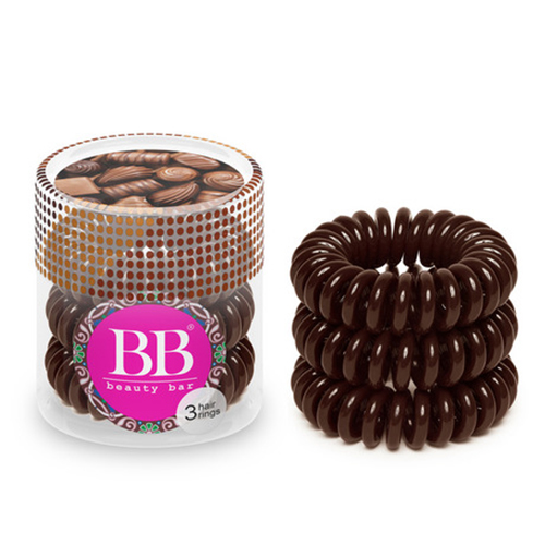 Коричневая резинка для волос Beauty Bar Beauty Bar Hair Band Brown beauty bar beauty bar hair band watercolor