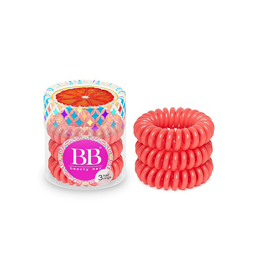 Резинки для волос коралловые Beauty Bar Beauty Bar Hair Band Coral beauty bar beauty bar hair band watercolor