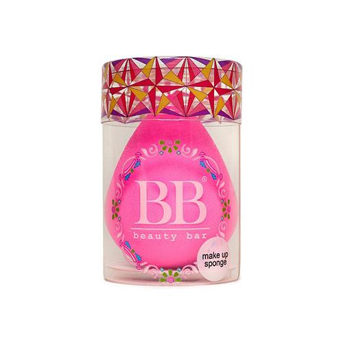Розовый спонж для макияжа Beauty Bar Beauty Bar Make Up Sponge Fucsia