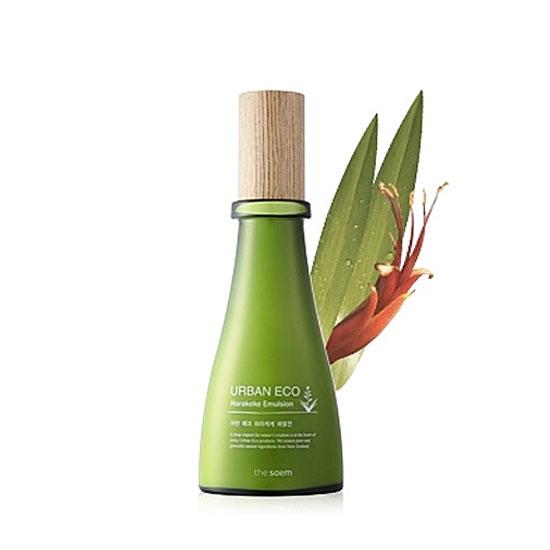 Эмульсия с новозеландским льном The Saem Urban Eco Harakeke Emulsion крем the saem urban eco harakeke cream ex