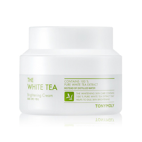 Осветляющий крем Tony Moly The White Tea Brightening Cream маска tony moly тканевые маски pureness 100 mask sheet tony moly