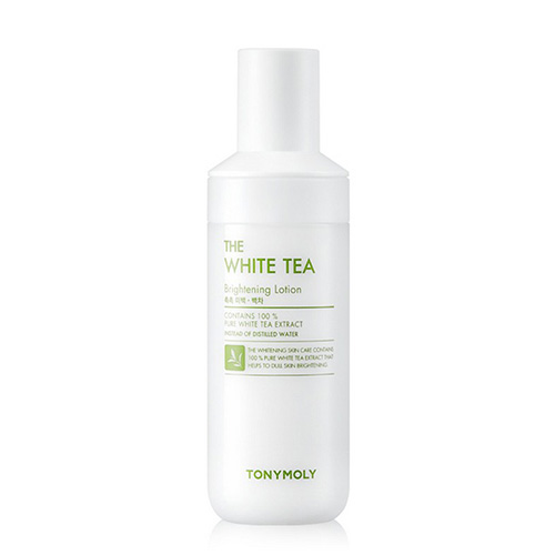 Осветляющий лосьон Tony Moly The White Tea Brightening Lotion маска tony moly тканевые маски pureness 100 mask sheet tony moly