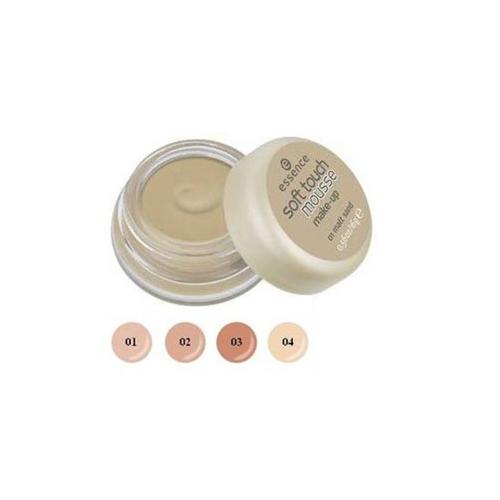 Тональное средство-мусс Essence Soft Touch Mousse Make-Up чехлы накладки для телефонов кпк odd shell iphone5s plus