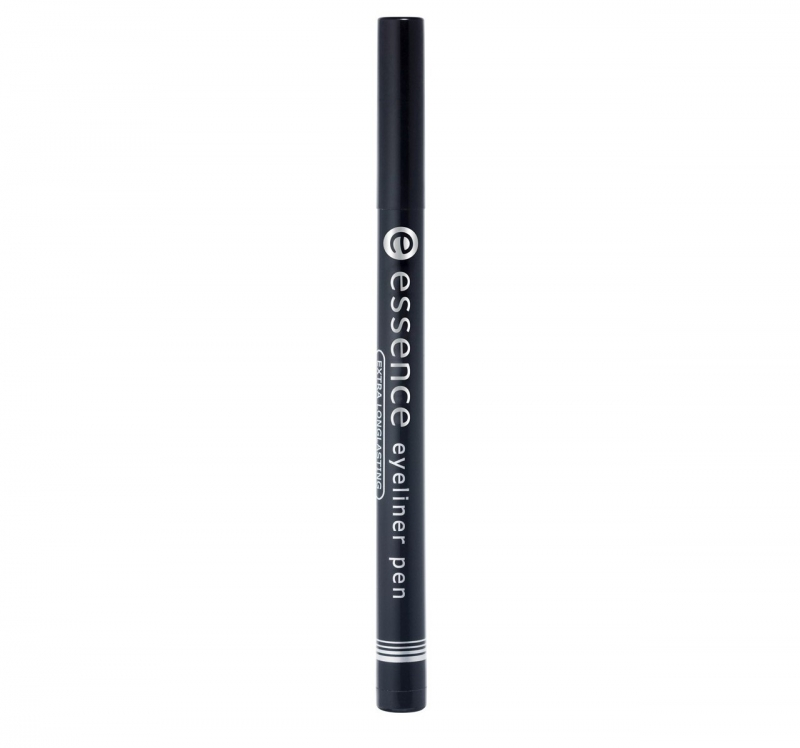 Подводка-фломастер для глаз Essence Eyeliner Pen Extra Longlasting подводка essence liquid ink eyeliner 02 цвет 02 bronzy