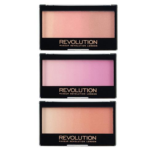 Градиентный хайлайтер MakeUp Revolution Gradient Highlighter хайлайтер makeup revolution gradient highlighter rose quartz light цвет rose quartz light variant hex name f2a6a1