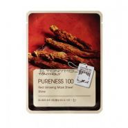 Pureness 100 Red Ginseng Mask Sheet купить