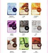 Pureness 100 Placenta Mask Sheet купить