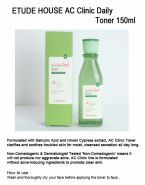 AC Clinic Daily Toner Etude House отзывы
