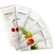 Herb Day 365 Cleansing Foam Aloe The Face Shop купить