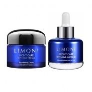 Night Care Intensive Cream + Night Care Intensive Ampoule