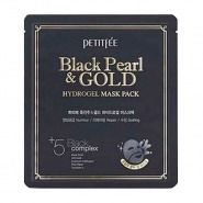 Black Pearl & Gold Hydrogel Mask Pack