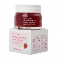 Fondante Strawberry Syrup Wash Off Pack отзывы