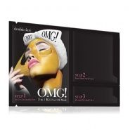 3 In 1 Kit  Peel Off Mask
