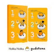 Gudetama Pig-nose 3-step Kit отзывы
