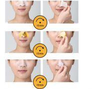 Gudetama Pig-nose 3-step Kit Holika Holika отзывы