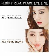 Skinny Real Pearl Eye Liner description