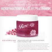 Rose Waterfull Mask description