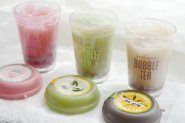 Bubble Tea Sleeping Pack Green Tea Etude House