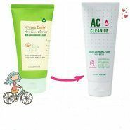 AC Clean Up Daily Acne Cleansing Foam