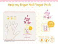 Help My Finger Nail Finger Pack Etude House отзывы