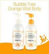 Bubble Tree Orange Vital Body Cleanser description