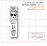 Glutinous Contact Cover BB