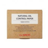 Natural Oil Paper description