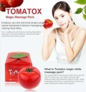 Tomatox Magic Massage Pack Tony Moly отзывы