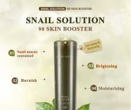 Snail Solution Booster Nature Republic