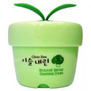 Clean Dew Broccoli Sprout Cleansing Cream купить