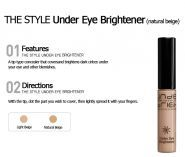 The Style Under Eye Brightener description