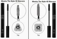 The Style 3D Mascara Missha купить