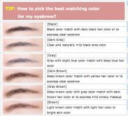 The Style Perfect Eyebrow Styler
