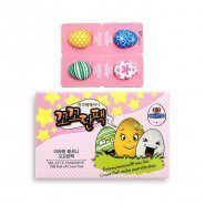 Fashiony Egg Peel-Off Cream Pack 4pcs отзывы