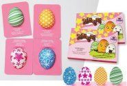 Fashiony Egg Peel-Off Cream Pack 4pcs купить