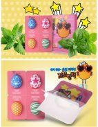 Fashiony Egg Peel-Off Cream Pack 8pcs Milatte купить