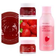 Fondante Strawberry Jam Sugar Scrub Tony Moly купить