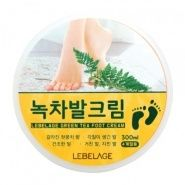 Green Tea Foot Cream