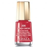 Mavala Nail Color Cream 206 French Cancan